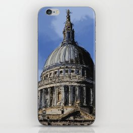 St Paul's Catherdral, London. iPhone Skin
