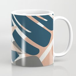 Monstera Details Coffee Mug