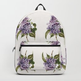 Lilac Branch Backpack