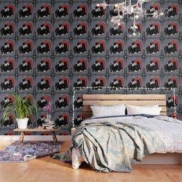 """Un Fou, Passionné, l'Amour Vrai!"" (One Crazy, Passionate, True Love!) Wallpaper"