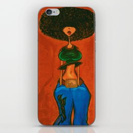 AfroCentric iPhone Skin