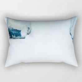 A Serene Life 2G - by Kathy Morton Stanion Rectangular Pillow