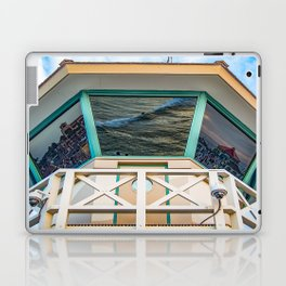 Surf City Reflects  Laptop & iPad Skin