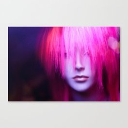 Hollywood Jem Canvas Print