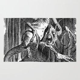 The Jabberwocky Rug