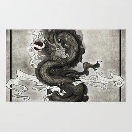 Oriental Dragon Rug