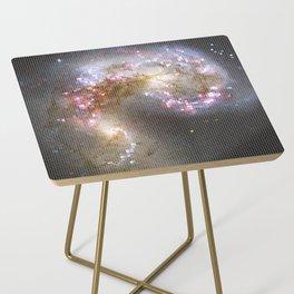 Pixel Nebula Side Table