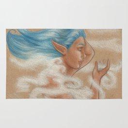 The Wind Goddess Rug