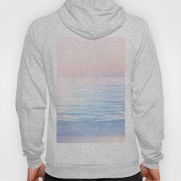Dreamy Pastel Seascape 2. Blue & Nude #pastelvibes #Society6 Hoody