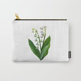 Lily of the Valley Floweret Carry-All Pouch