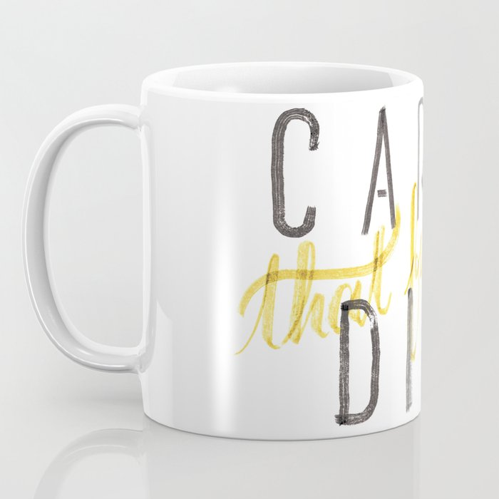 Carpe (that fucking) Diem (B&Y version) Coffee Mug