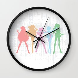 Sailor Moon Wall Clock
