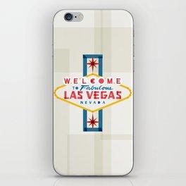 Las Vegas iPhone Skin