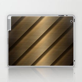 Copper Brass Metal Pipe Laptop & iPad Skin