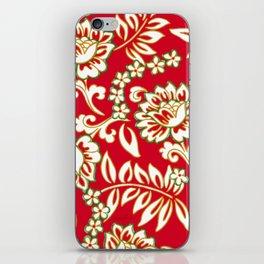 Tropical Eggnog Punch iPhone Skin