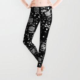 Suits You BLACK Leggings