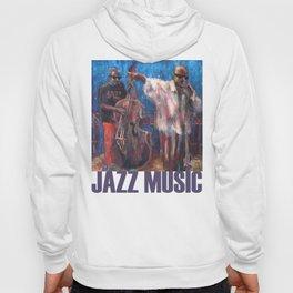 Jazz Music Hoody