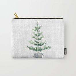 Christmas fir tree Carry-All Pouch