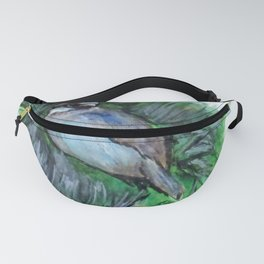 New York Winte Sparrow Fanny Pack