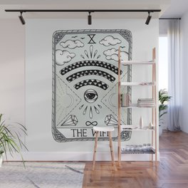 The Wifi Wall Mural