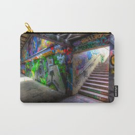 Leake Street London Graffiti Carry-All Pouch