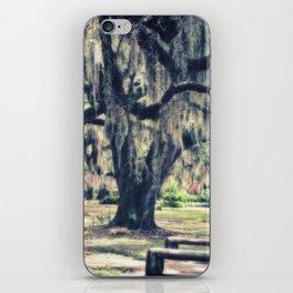 Spanish Moss iPhone Skin