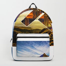 2 in 1 Backpack