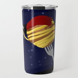 Space Spaghetti Travel Mug