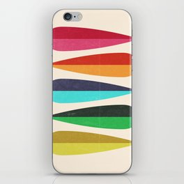 Feathers iPhone Skin