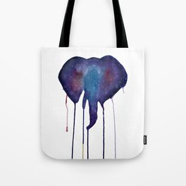 The Wisdom of the Elephant Tote Bag