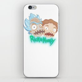 Rick & Morty iPhone Skin