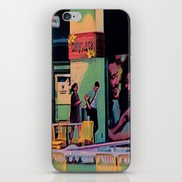 City Place iPhone Skin