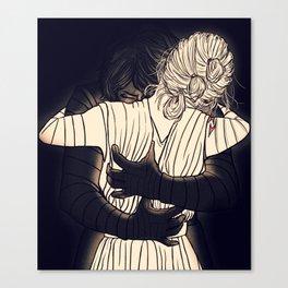 Embrace Canvas Print
