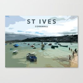 St Ives Canvas Print
