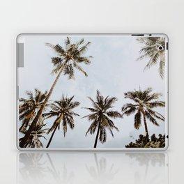 palm trees xiv / chiang mai, thailand Laptop & iPad Skin