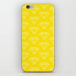 DIAMOND ((bumblebee)) iPhone Skin