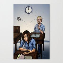 Dreams1-14 Canvas Print