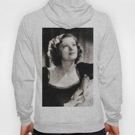 Myrna Loy, Vintage Actress Hoody