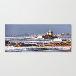Lord of Stone in Miramar Canvas Print