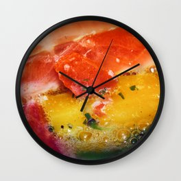 Cooking 4 Wall Clock