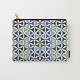Flower of Life Pattern 4 Carry-All Pouch