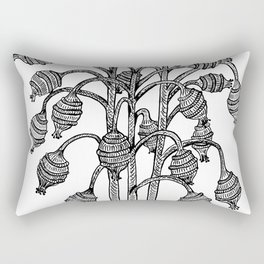 Bing-Bong Plant Rectangular Pillow