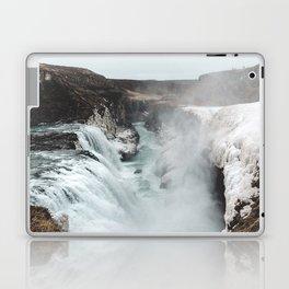 Gullfoss - Landscape Photography Laptop & iPad Skin