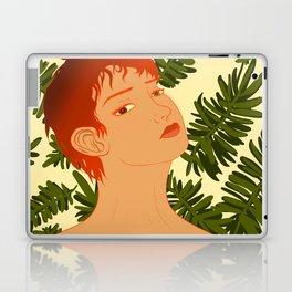 Leaf Me Be Laptop & iPad Skin