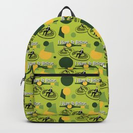 X-Saucers Backpack