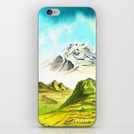 EL PUEBLO iPhone Skin