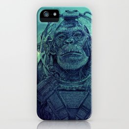 Apex-XIII: Mission I iPhone Case