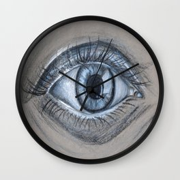 The Window to the Soul  Wall Clock