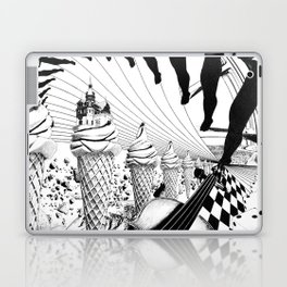 PLEASE, COME IN CONTACT OUR PLANET EARTH Laptop & iPad Skin