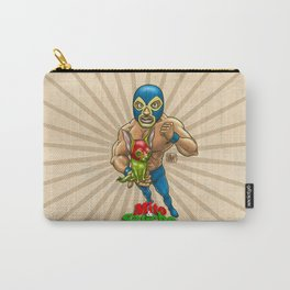Mito & Sancho, sensacionales de la lucha libre Carry-All Pouch